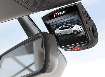 ITRUE X6D Dash Camera