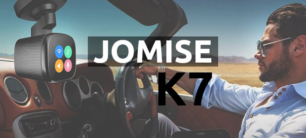 JOMISE K7 Dash Cam Review