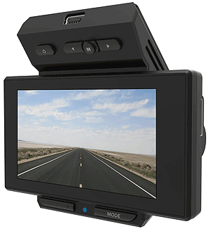 Lumina Dash Cam LCD Screen
