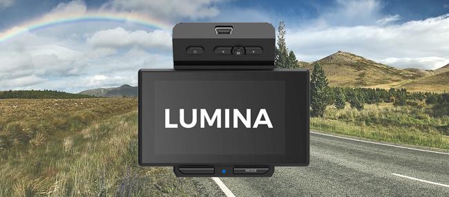 Lumina Dash Camera Review