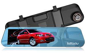 KDLINKS R10 Mirror Dash Cam