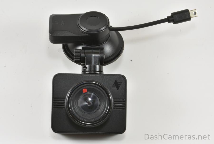 Nexar Beam Dash Cam with GPS Mount