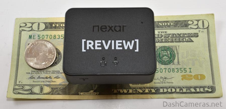 Nexar Beam Dash Cam Review