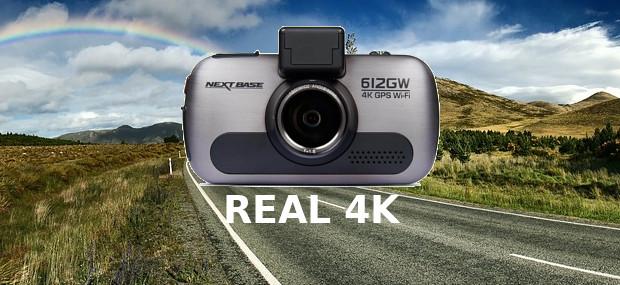 Nextbase 612GW Elite 4K Dash Cam
