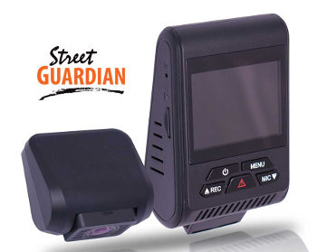 Street Guardian SG9663DCPRO with Night Vision