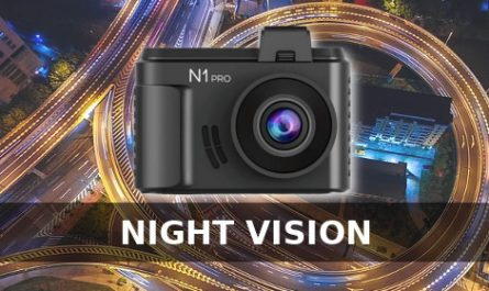 Best Night Vision Dash Cams