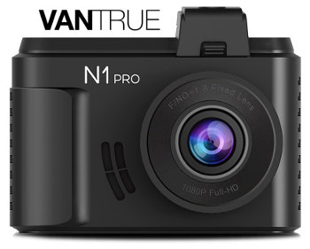Vantrue N1 Pro Mini with Night Vision