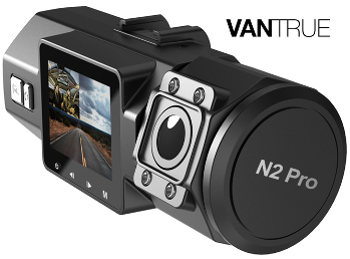Vantrue N2 Pro with Night Vision