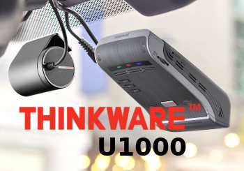 THINKWARE U1000 with Night Vision
