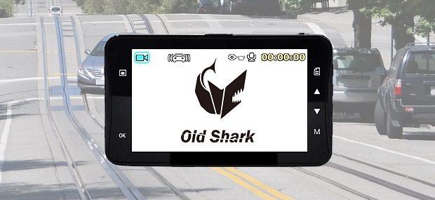 Old Shark Dash Cam