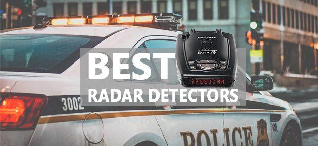 Best Top Rated Radar Laser Detectors