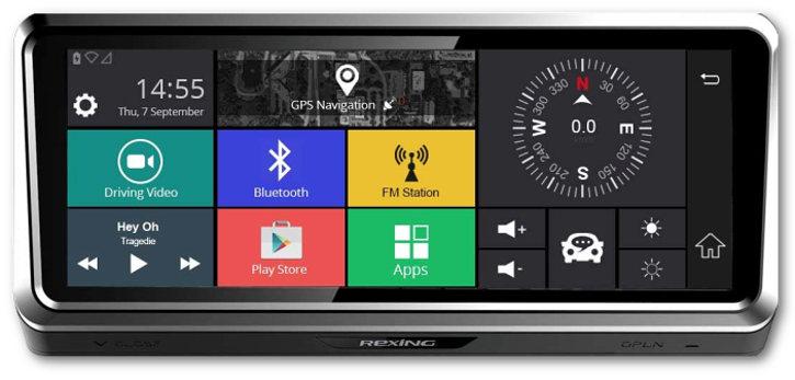 Rexing S800 Dash Cam