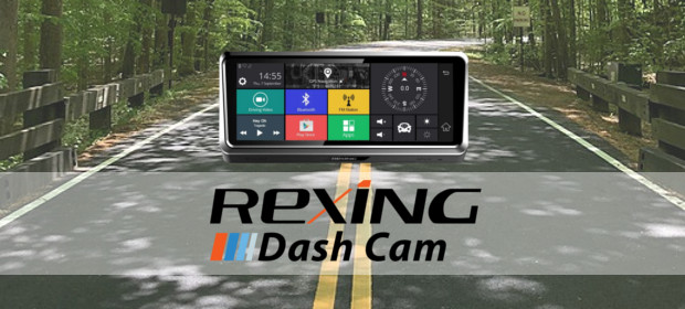 Rexing S800 Dash Cam Review