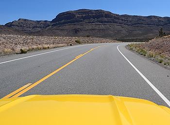 Dashcam on Roadtrip