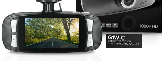Spy Tec G1W-C Dash Camera