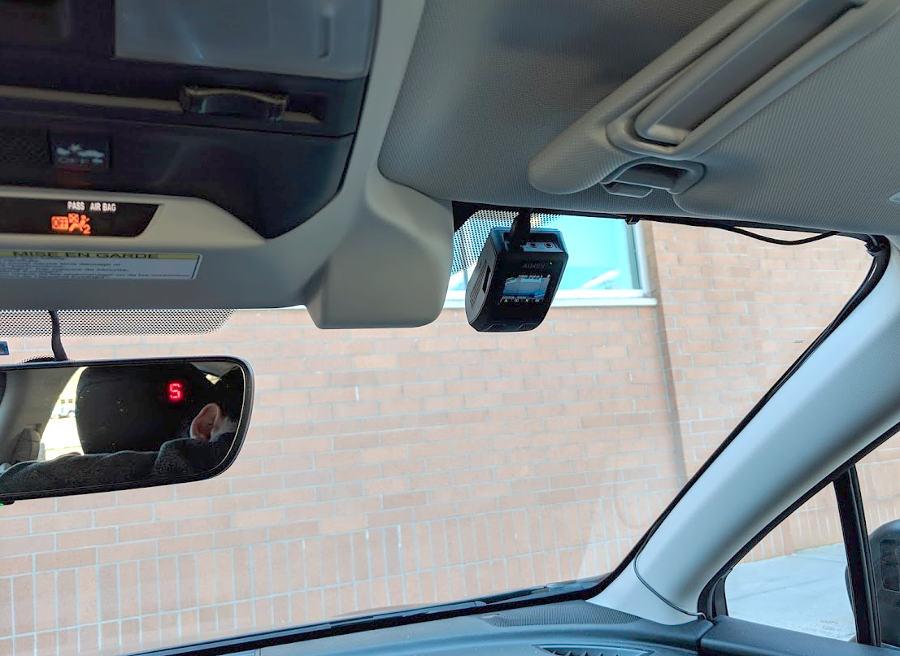 Subaru Impreza Dash Cam Install
