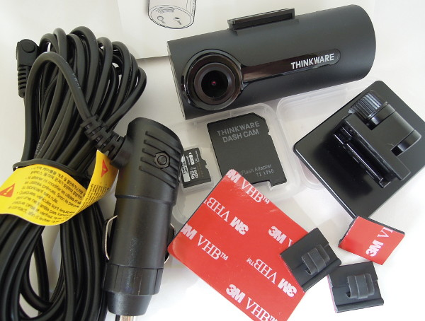 Thinkware F70 Accessories