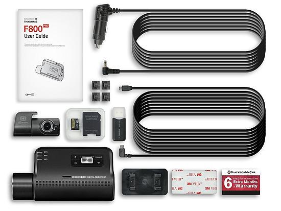Thinkware F800 Dash Cam Accessories