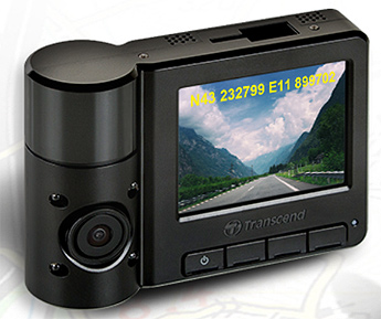 DrivePro 520 LCD Screen