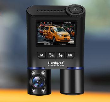Blueskysea B2W Uber/Lyft Dash Cam