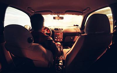 Dashcam Uber