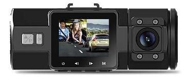 Vantrue Pro Dash Cam LCD screen