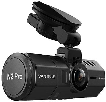 VANTRUE N2 Pro Rideshare Dash Cam