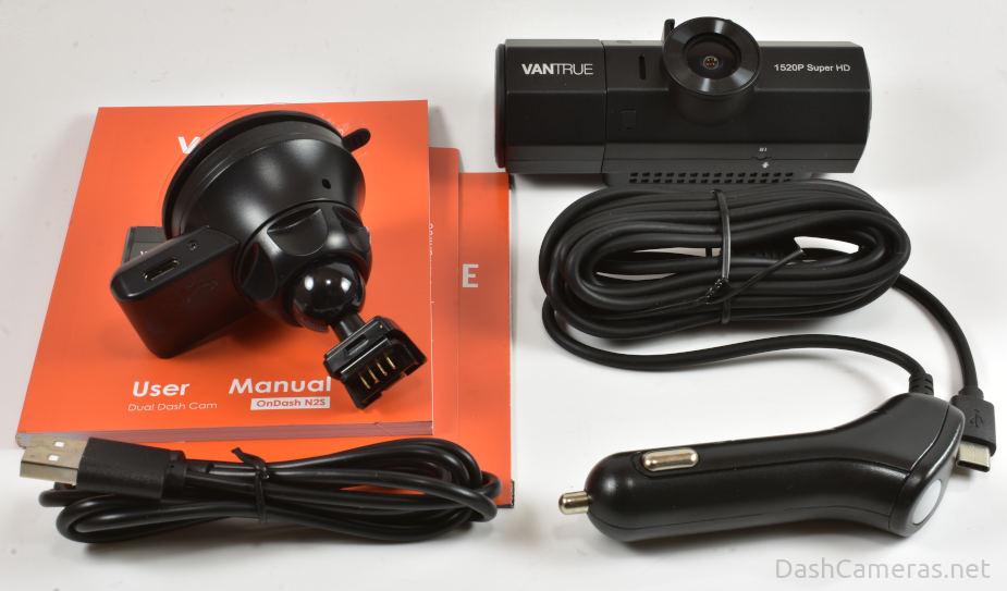 Vantrue N2S Dash Cam Accessories