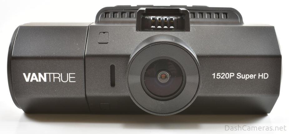 Vantrue N2S dash cam front view