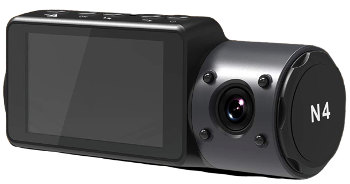 N4 Dash Cam front view
