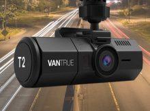 Vantrue T2 Dash Cam Review