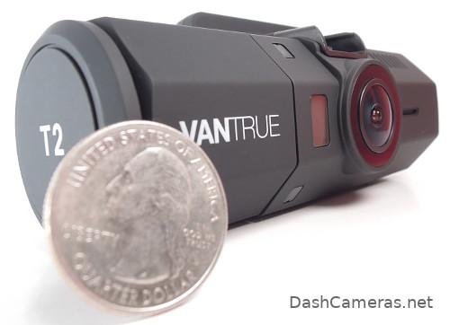 Vantrue T2 DashCam Front Lens