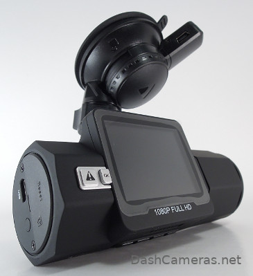 Vantrue T2 Dash Cam LCD Screen