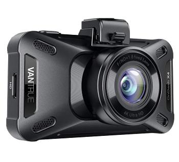 Vantrue X4 4K Dash Cam