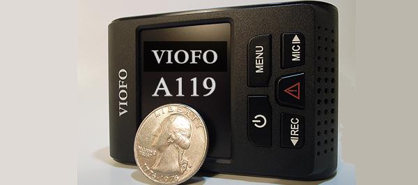 VIOFO A119 Dash Cam