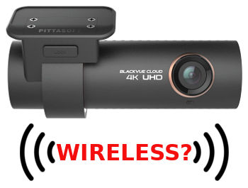 Wireless Dash Cam