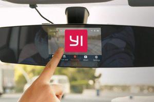 YI Mirror Backup Dash Cam Review
