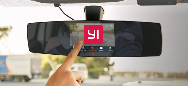 YI Mirror Dash Cam Review (PROS and CONS)