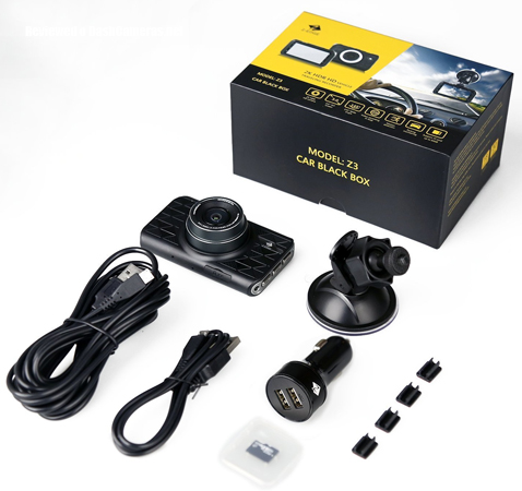 Z3 Dashcam Box