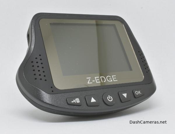 Z-edge S3 screen