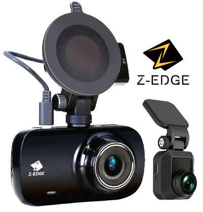 Z-Edge Z3D Dash Cam Review