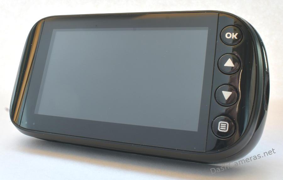 Z3D Dash Cam Screen